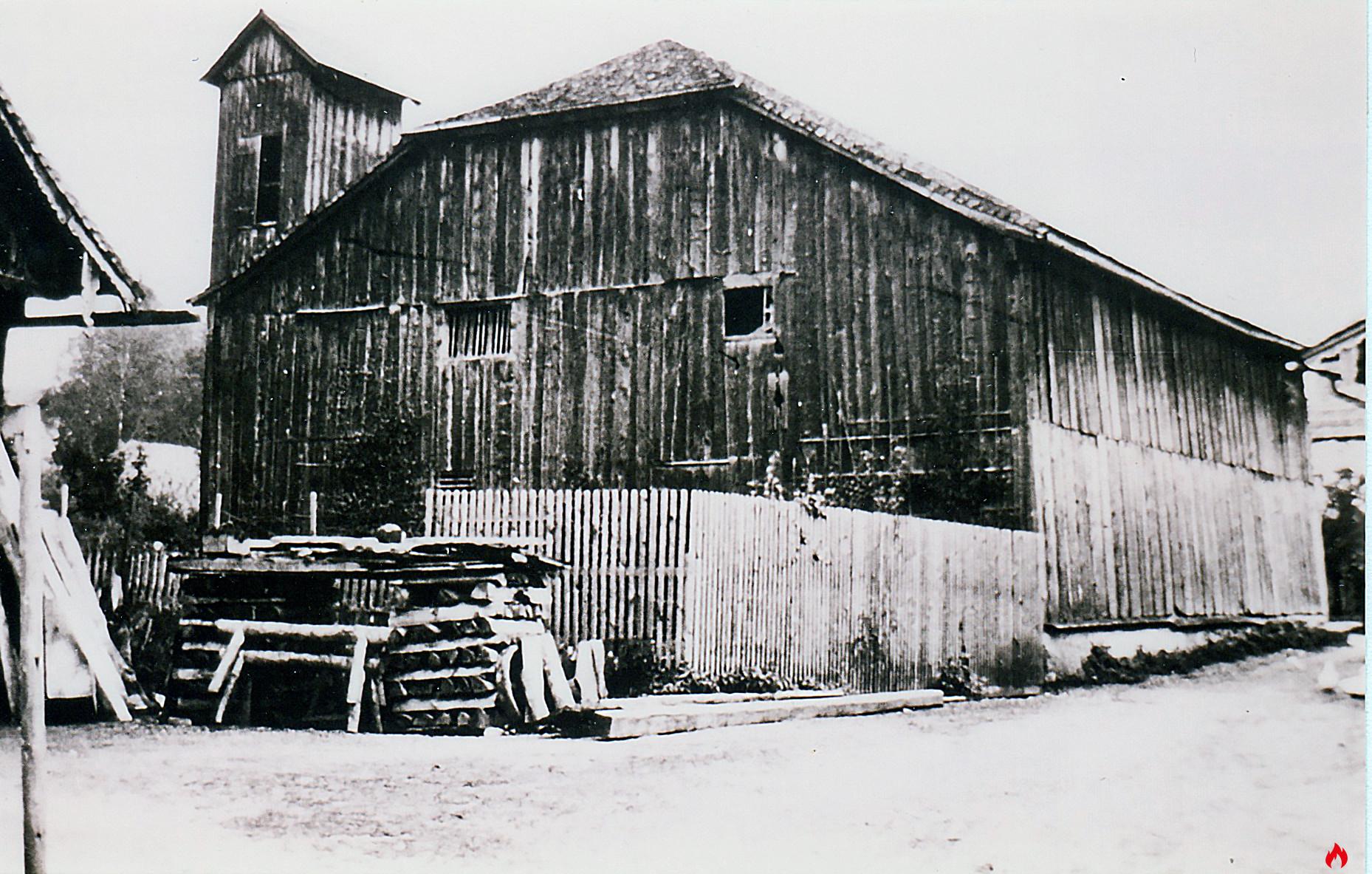1872 Steigerturm Feuerwehr Mondsee