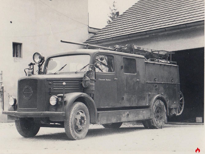 1942 LF15 Klöckner Feuerwehr Mondsee 2