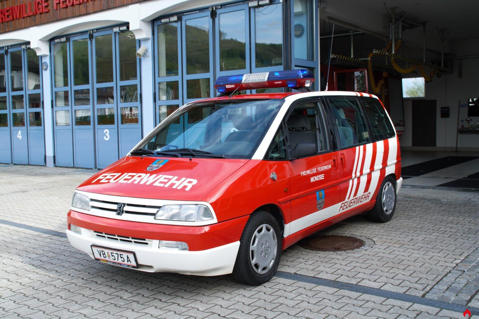 1996 VRF KDO Feuerwehr Mondsee