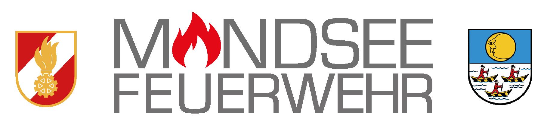 Logo Feuerwehr Mondsee